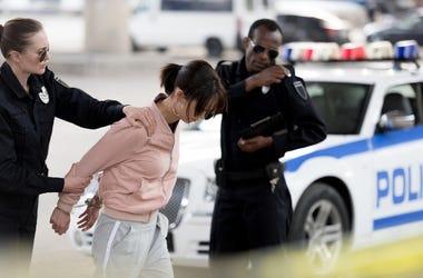 Police Arrest Woman