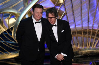 Mike Myers & Dana Carvey