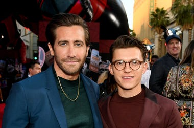 Jake Gyllenhaal & Tom Holland
