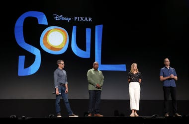Producers of Pixar's 'Soul'