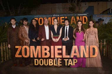 Cast of Zombieland Double Tap