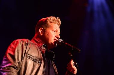 Rascal Flatts Singer Gary LeVox