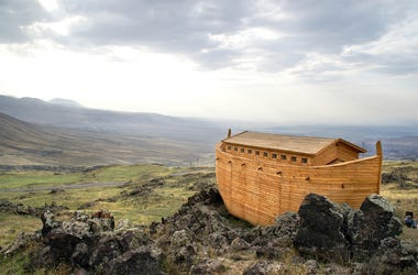 Noah's Ark, Landscape, Mountain