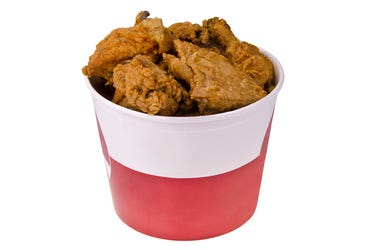 Bucket of Fried Chicken