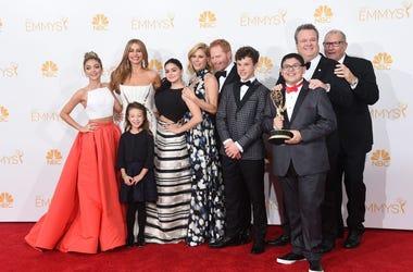 Cast of Modern Family