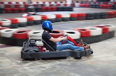 Go Kart Riding