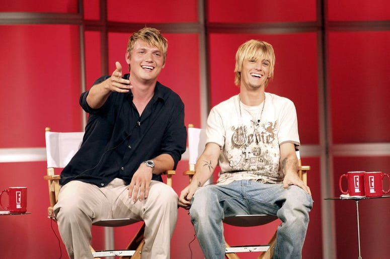 Nick & Aaron Carter