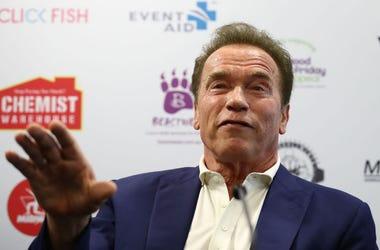 Arnold Scharwzenegger