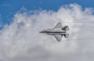 F-35, Plane, Air Force, Flying, Sky, Clouds, Mission, Stealth Fighter