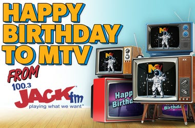 MTV birthday