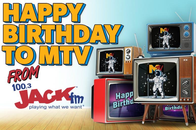 MTV birthday