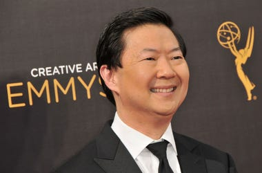 Ken Jeong on the Red Carpet