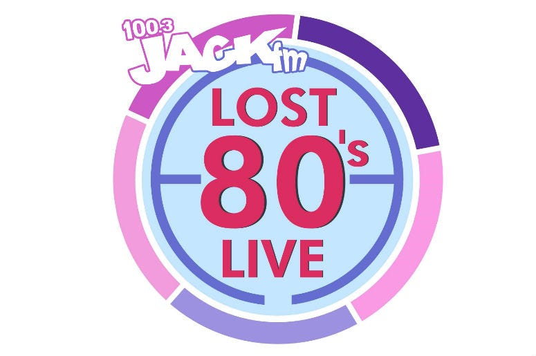 Lost 80's