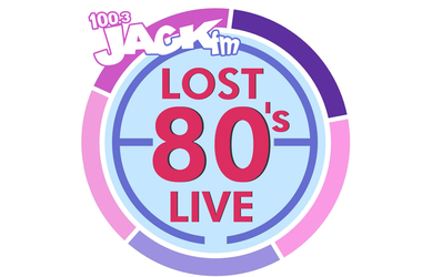 Lost 80s Logo Preview
