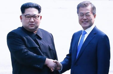 North and South Korea Ending Longtime Conflict