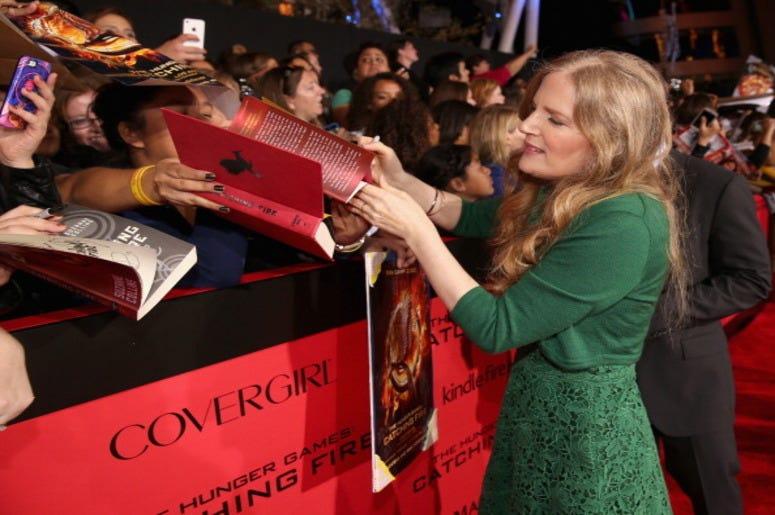 The Hunger Games Author Suzanne Collins Announces Prequel Novel