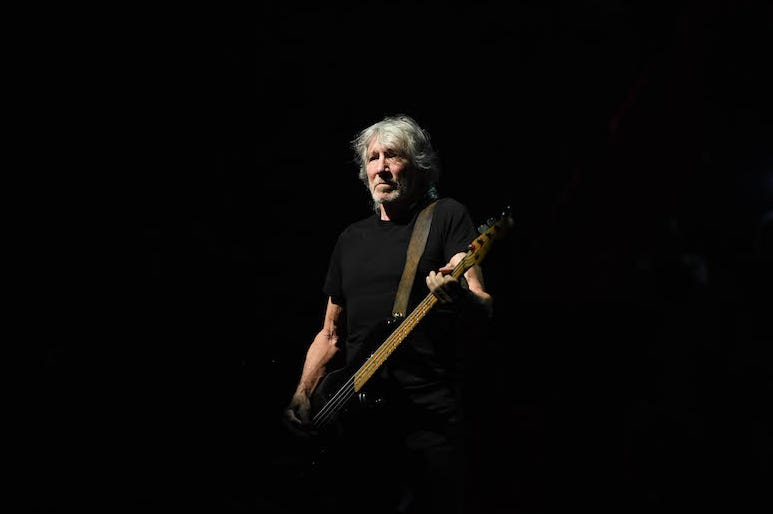 Roger Waters, Pink Floyd, Bass