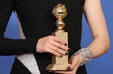 Golden Globe, Trophy, Saoirse Ronan, 2018