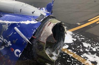 Plane, Crash, Engine, Failure, Flight