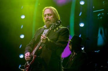 Tom Petty, The Heartbreakers, Concert, Guitar, 40th Anniversary Tour, Klipsch Music Center, 2017