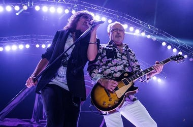 Kelly Hansen, Mick Jones, Foreigner, Concert, 2018