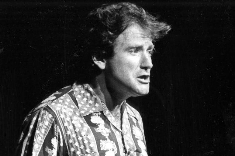 Robin Williams, Stand Up, Milwaukee, 1982