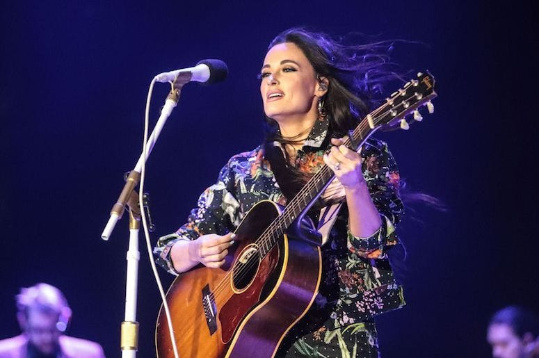 Kacey Musgraves, Guitar, Concert, 2019