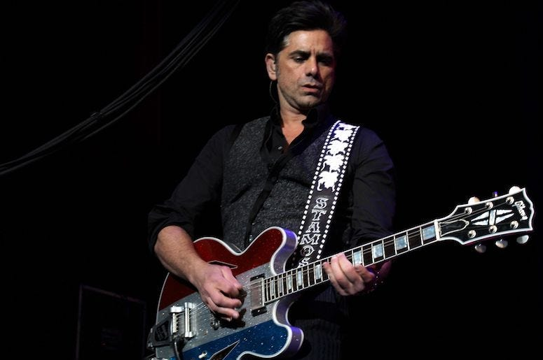John Stamos, Concert, Guitar, The Beach Boys, 2019