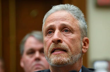 Jon Stewart, Testimony, House Judiciary Committee, Washington DC, Microphone, 2019