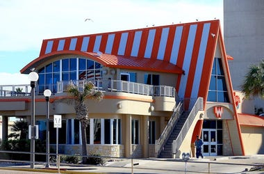 Whataburger, Bay on Shoreline Boulevard, Corpus Christi, 2016