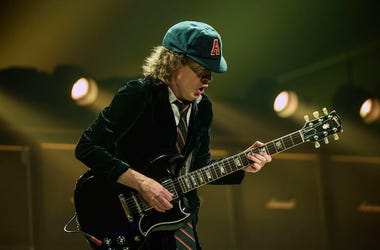 Angus Young, ACDC, Concert, Florida, Guitar, Solo, 2016