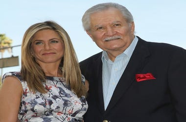 Jennifer Aniston and John Aniston