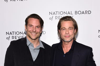 Bradley Cooper and Brad Pitt