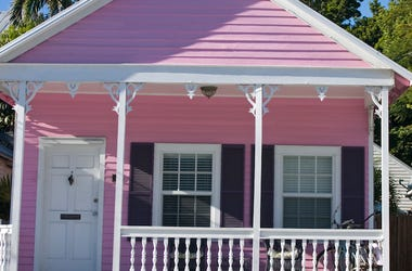 Pink House, Rental, Key West, Florida