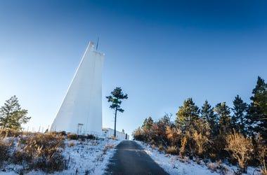 sunspot telescope