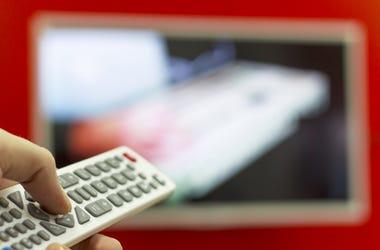 TV, Remote, Netflix