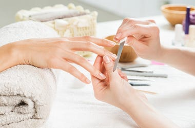 Nail Salon, Manicure, Nails