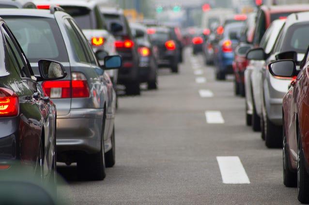Traffic, Cars, Highway, Rush Hour