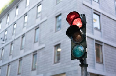 Traffic Light, Red Light