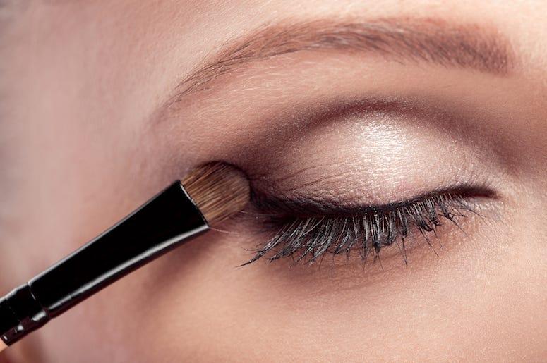Makeup, Brush, Eye Shadow