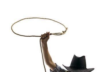 Cowboy, Lasso, Rope