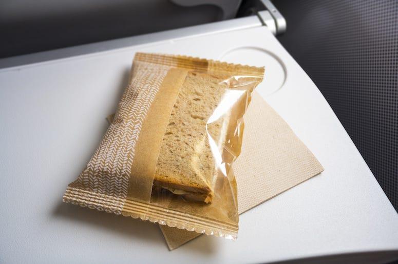 Airplane, Snack, Food, Package