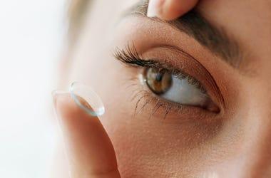 Contact Lens, Eye