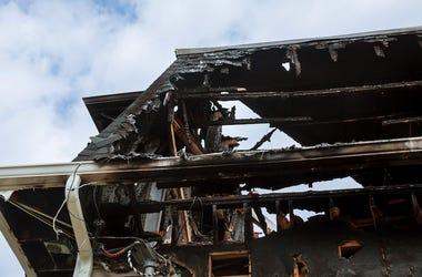 House, Fire, Burned, Damage, Home