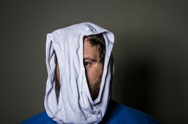 Underwear on Head