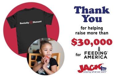 JACK feeding america
