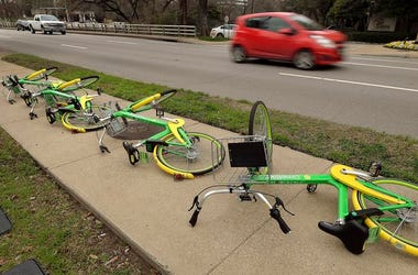Putting A Lime Bike In Every Single Parking Spot