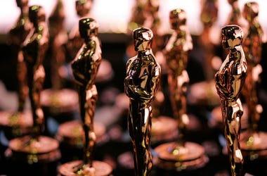 Oscars ready backstage during annual Academy Awards