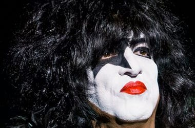 Kiss member Paul Stanley