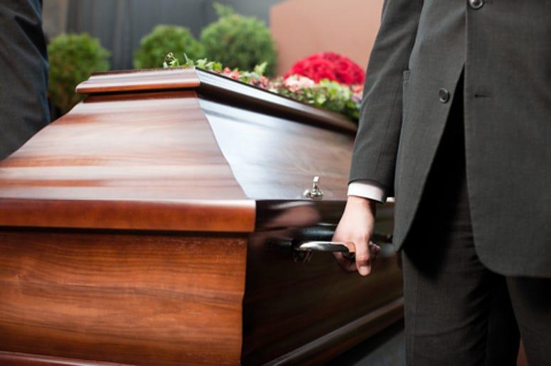 Coffin Bearer